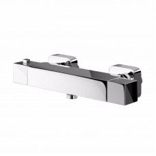 GEM Square Thermostatic Bar Shower Mixer Valve