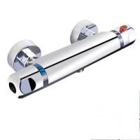 GEM Bottom Outlet Bar Thermostatic Bar Shower Mixer Valve