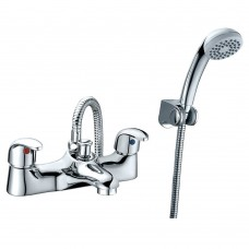 Melford Deck Bath Shower Mixer