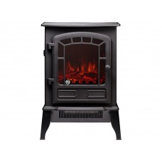 Cottage Electric Stove in Black