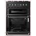 Focal Point 600mm LPG Drop In Cooker Black