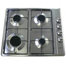 Focal Point Stainless Steel 60Cm LPG Gas Hob