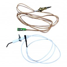 Enigma Oven Thermocouple Kit - Coaxial Connection Type SSPA0623