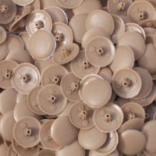 Plastic Pozi Tops Walnut Bag of 20