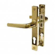 Eltherington UPVc Door Handle Gold Old Style