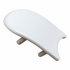 Ellbee Vision Screw Cover Cap in White 010322