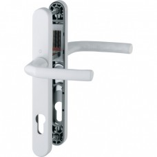Eltherington UPVc Door Handle White New Style
