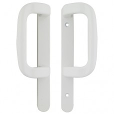 UPVC Inline Patio Door Handle XL Dummy