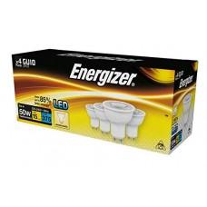 Energizer Led GU10 5w Daylight Pack of Four