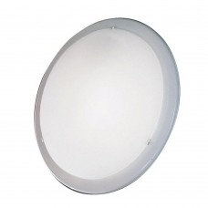CEILING LIGHT White E27 290MM DIA