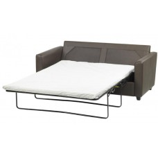 Som'Toile 120cm 3 Fold Pullout Bed Frame And Mattress