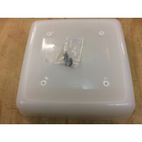 Roof Cowl and Screws For 170mm x 170mm Opal