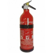 1kg ABC Fire Extinguisher and Bracket