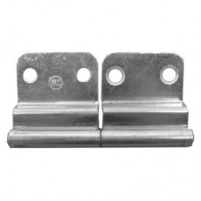 2 FLAP HINGE ZINC PLATED LEFT HAND
