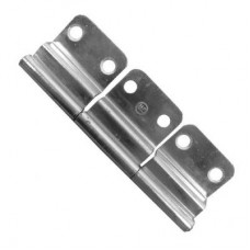 3 FLAP DOOR HINGES ZINC PLATED