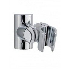 Adjustable Fixed Wall Bracket 'A' Chrome