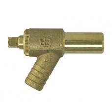 Brass Drain Cock 15mm