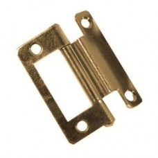 CRANKED FLUSHED HINGE BRONZE