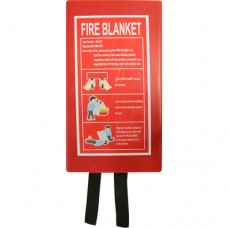 Caravan Fire Blanket in Case
