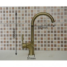 Cranford Sinle Lever Kitchen Mixer Tap 100707601