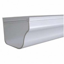 DLS HOLIDAY HOME GUTTER WHITE 2M LENGTH