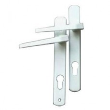ELLBEE HANDLES FOR UPVC DOORS - White