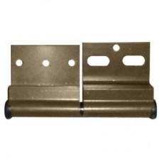 Ellbee Door Hinge L/H Static Caravan Brown