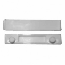 Ellbee crystal window wedge 8mm- White