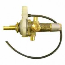 Gas Valve and Ignition Unit