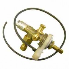 Gas Valve and Ignition Unit (OLD TYPE)