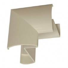 Interior Door Frame Corner Cap Cream