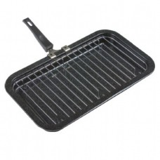 LARGE MULTI PURPOSE GRILL PAN 400mm x 230mm