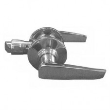 Lever Style Mortice Door Handle Set Satin Passage Type 25mm Latch