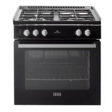 New World 600DIS T1 LPG COOKER BLACK