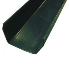 Square Line Gutter 2M - Green