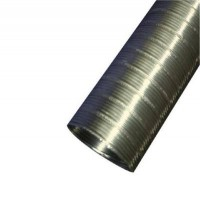 Stainless Steel Flexible Flue Pipe - SOLD PER METRE