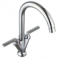 Swan Kitchen Mixer Tap, Chrome 100704301