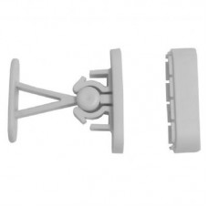 Viva Door Retainer Kit White