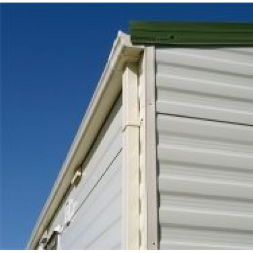 Wbk Static Caravan Gutter Conversion Kit 4 Downpipe