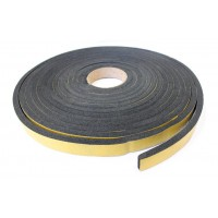 Window/Door Foam Seal 12mm x 6mm 10M Single Adhesive