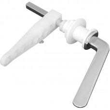 WC Cistern handle - Chromed Brass