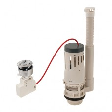 Adjustable Push-Button Toilet Flush Valve