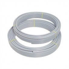 15mm Polybutylene Pipe (50m Coil) White